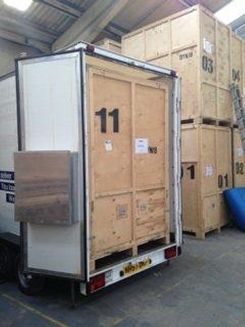 storage facilities Fareham